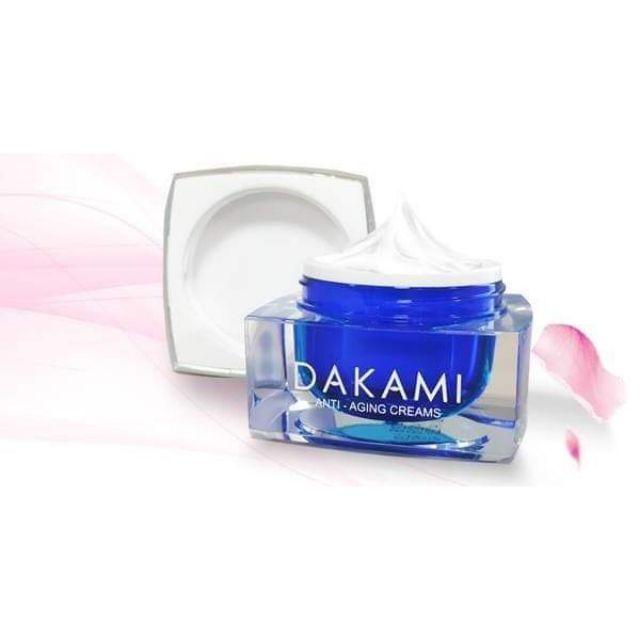 kem chống lão hóa Dakami có tốt không, kem chống lão hóa dakami, dakami, kem chống lão hóa da dakami giá bao nhiêu